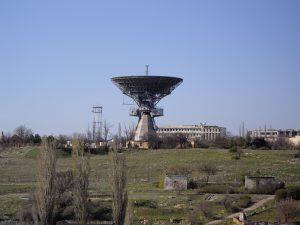 Росія створює центри далекого космічного зв'язку