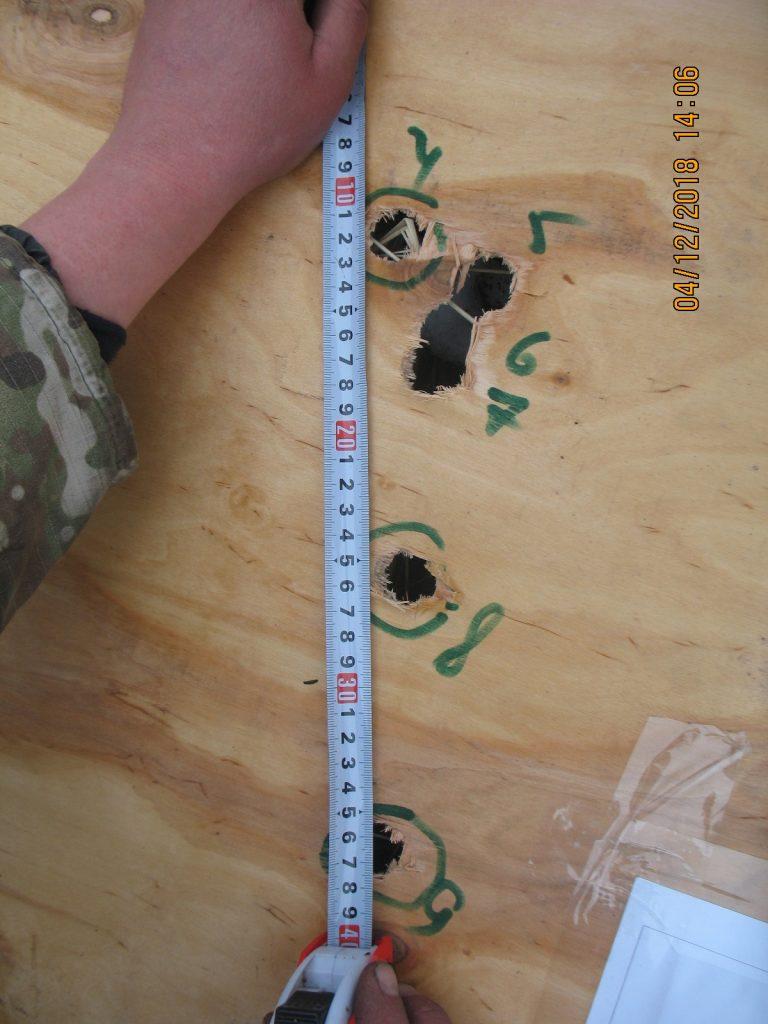 Точність пострілів при використанні стволів КБА 40 на ЗУ-23-2