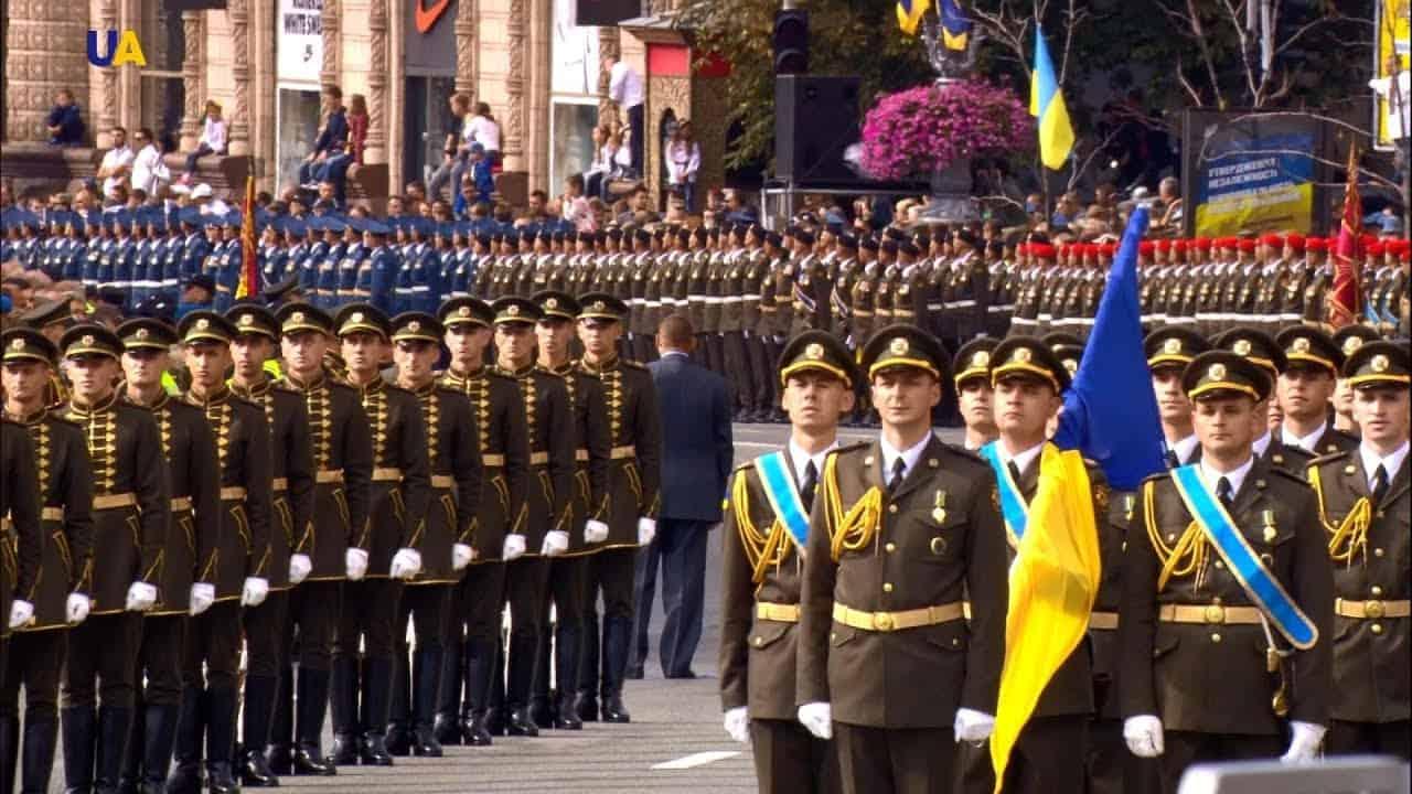 Почесні найменування українських частин