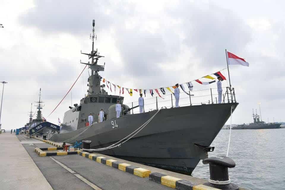 Сингапур вивів зі складу ВМС три кораблі класу Fearless