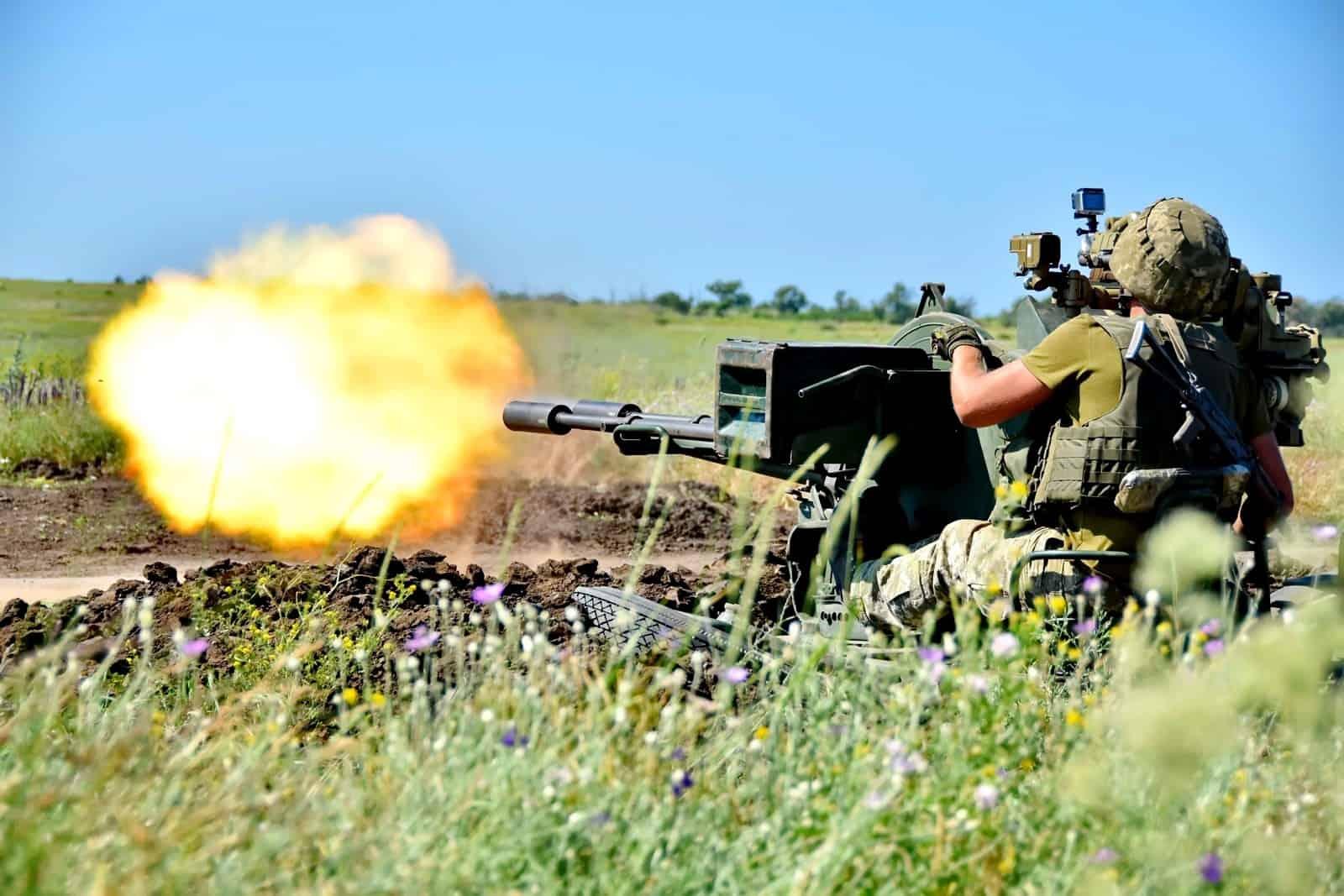 ЗУ-23-2 отримала українські стволи