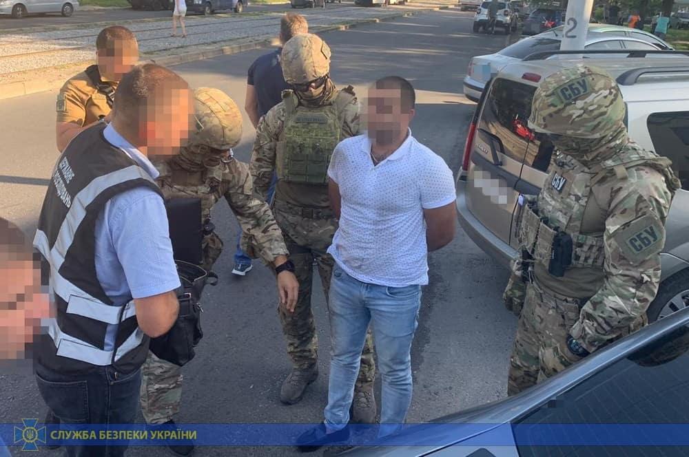 Поліцейський замовив вбивство на Запоріжжі