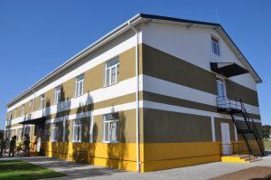Масштабне будівництво у ЗСУ: гуртожиток для військових Білгород-Дністровського