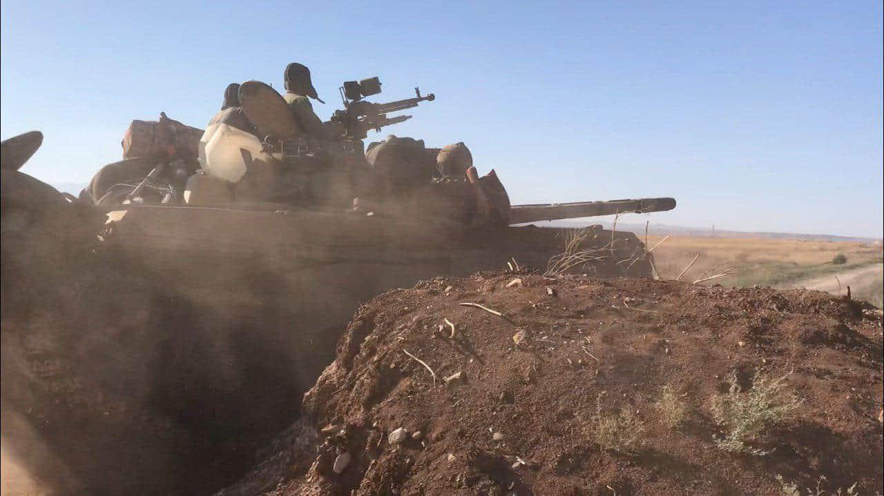 Наступ сил режиму на північному заході Сирії  триває – хроніка подій на 9 серпня