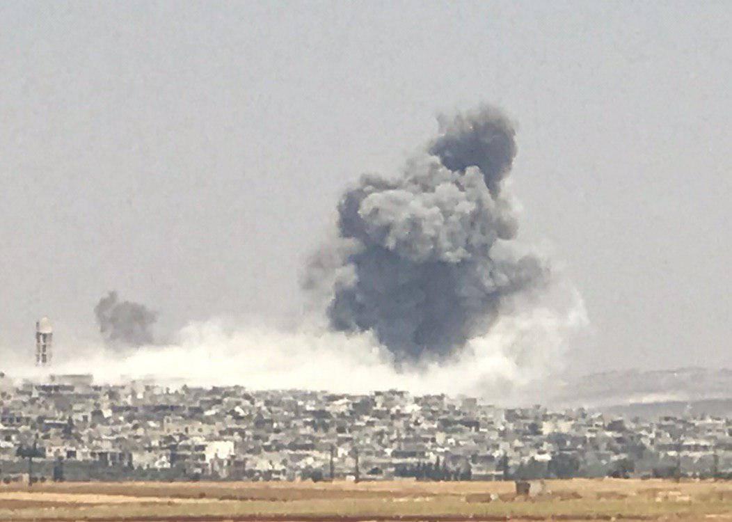 Росія масово задіяла «іхтамнєтів» для наступу в Сирії – хроніка подій на 11 серпня