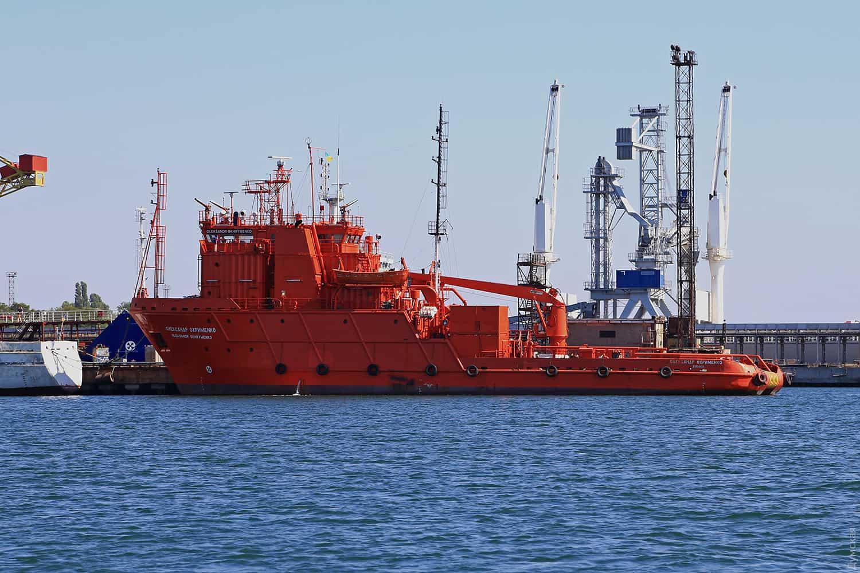 ВМС України запрошує контрактників на нове судно