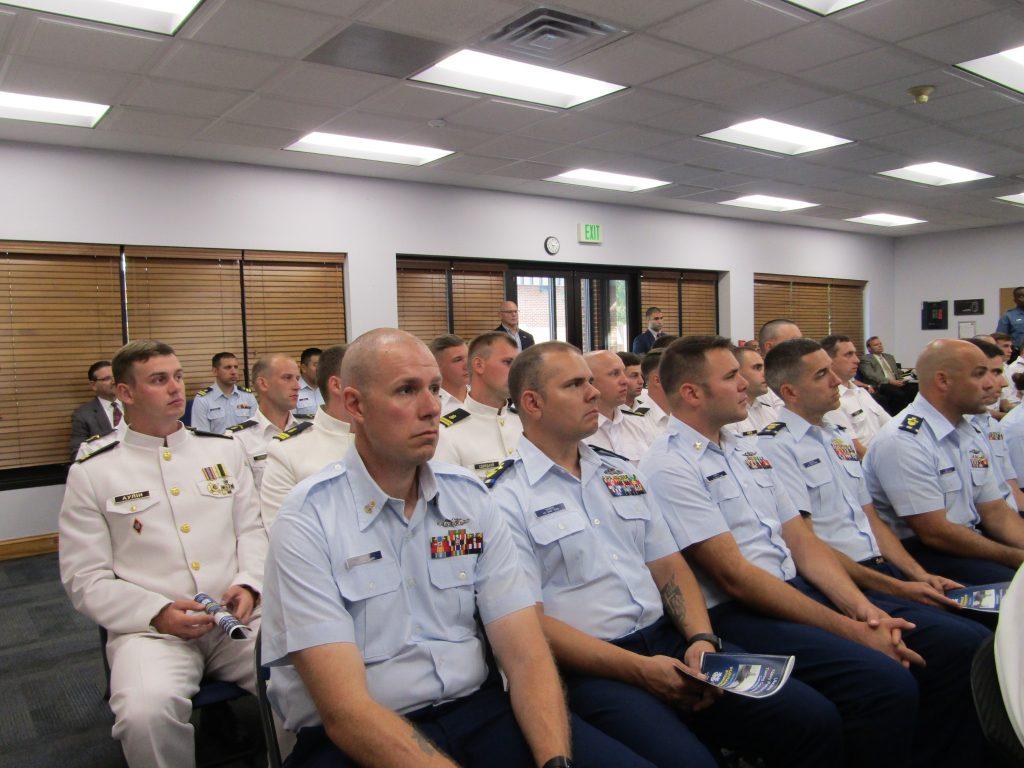 Американські інструктори та українські екіпажі патрульних катерів типу Айленд