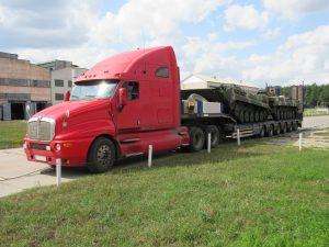 ЖБТЗ передав до ЗСУ партію модернізованих БМП-1