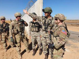 Спільний турецько-американський патруль на півночі Сирії; Економічна криза режиму набирає оберти  – хроніка подій на 8 вересня