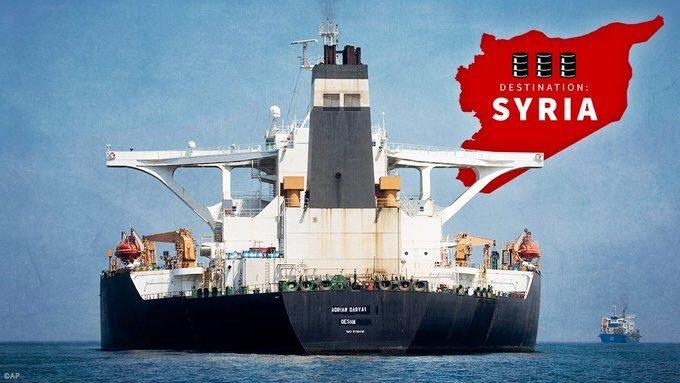 Іран – танкерні війни. 3 вересня 2019р.