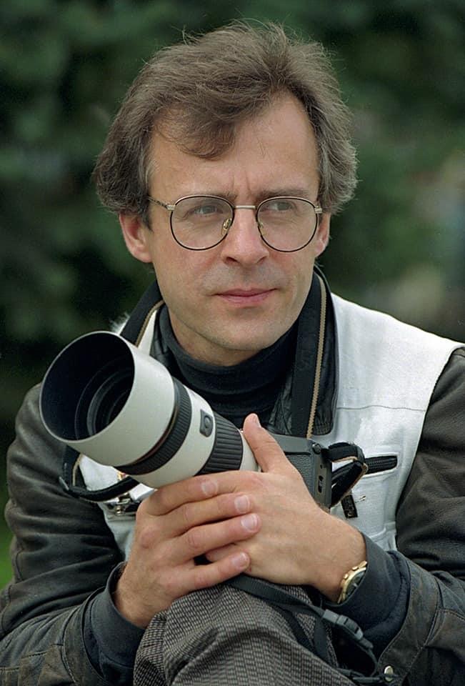 Фотограф Павло Пащенко