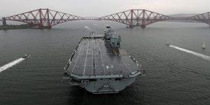 Авіаносець HMS Prince of Wales розпочав випробування