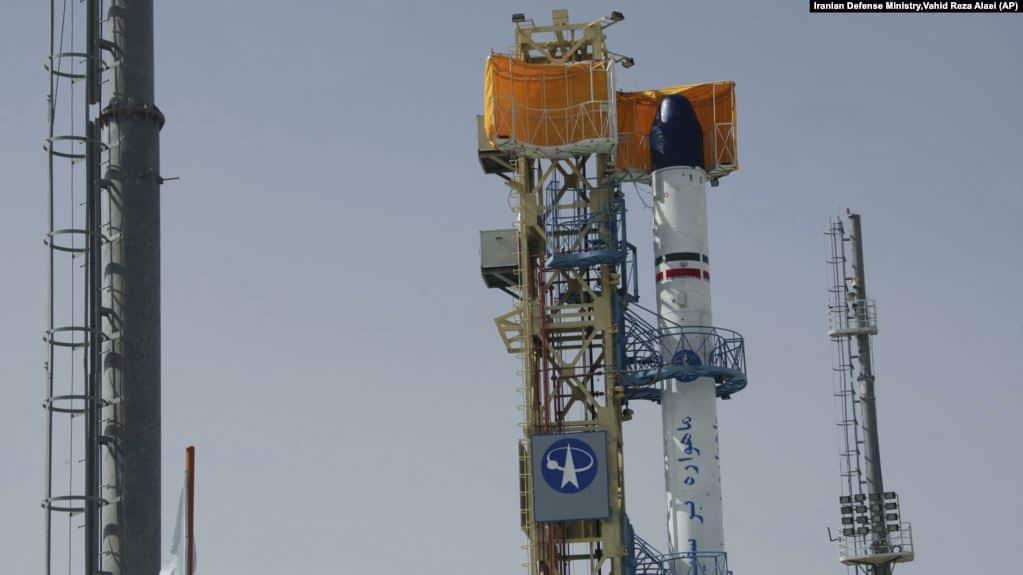 Іранська космічна ракета