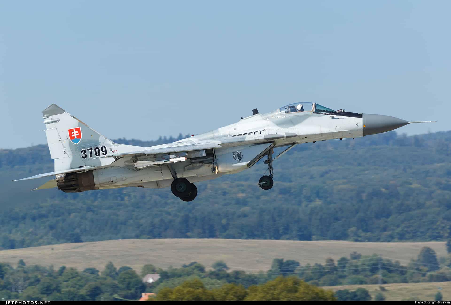 МіГ-29 ВПС Словаччини
