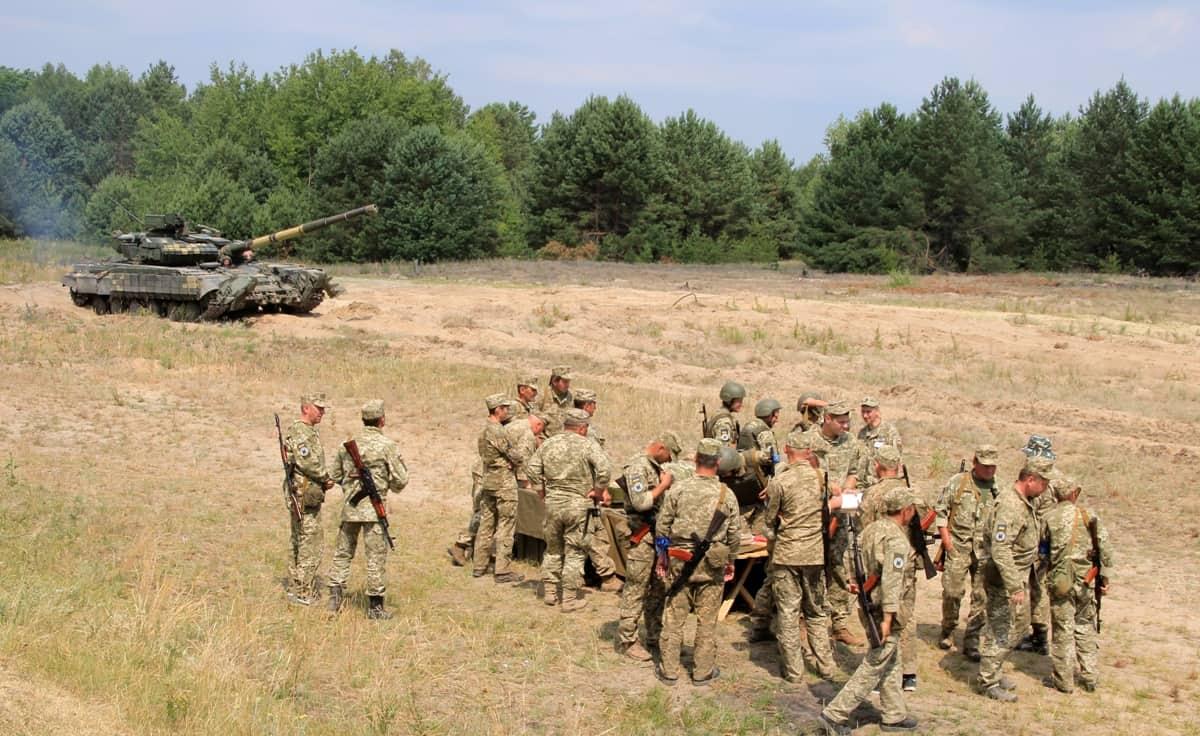 На Донеччині розгорнули бригаду тероборони