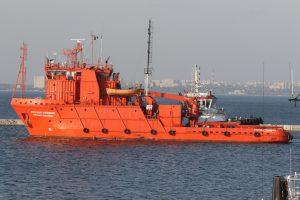 «Олександр Охрименко» зараховано до складу ВМС