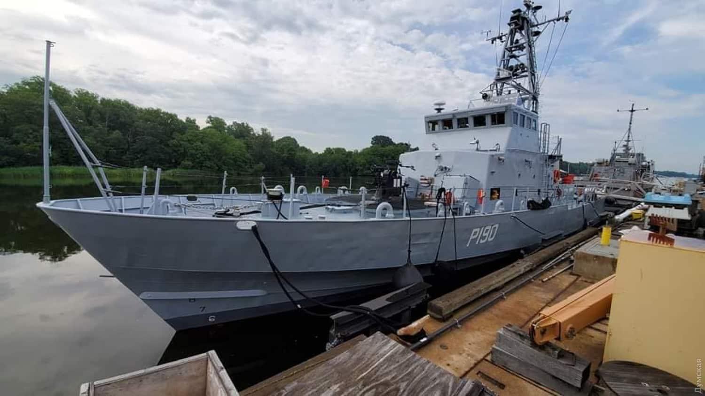 Завершено підготовку екіпажів катерів Island у США