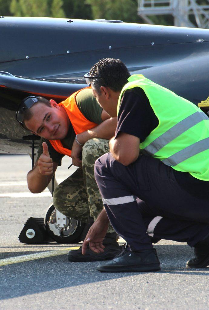 Підготовка технічного персоналу задіяного до обслуговування БПЛА Bayraktar TB2