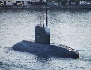Санкції вивели з ладу російські субмарини у Сирії