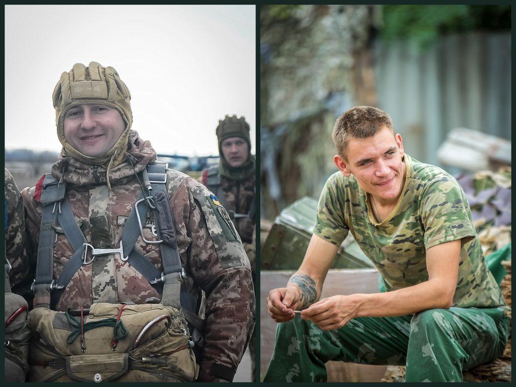 Прапорщик Обуховський Микола Миколайович