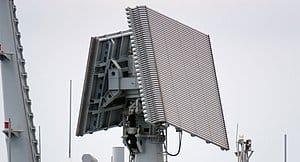 РЛС на Type 075D