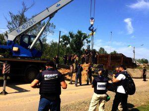 Україна готова до відновлення мосту у Станиці Луганській