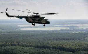В Росії впав Мі-8