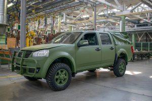 «Богдан Моторс» розпочав виготовлення заміни УАЗ-469