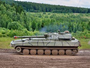 Україна придбала партію 2С1 «Гвоздика» закордоном