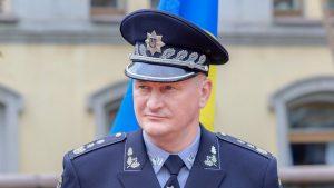 Керівник Національної поліції подав у відставку