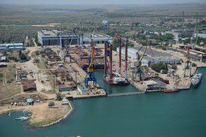 Росія розглядає можливість побудови вертольотоносців у Криму