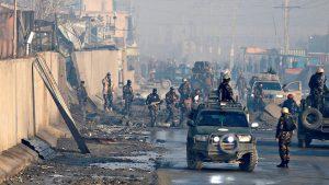 Теракт в Афганістані: 5 загиблих та 25 поранених