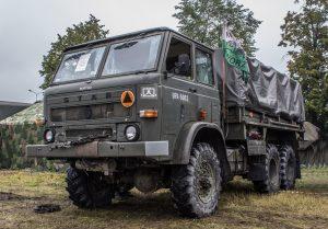 Польща модернізує вантажівки Star 266
