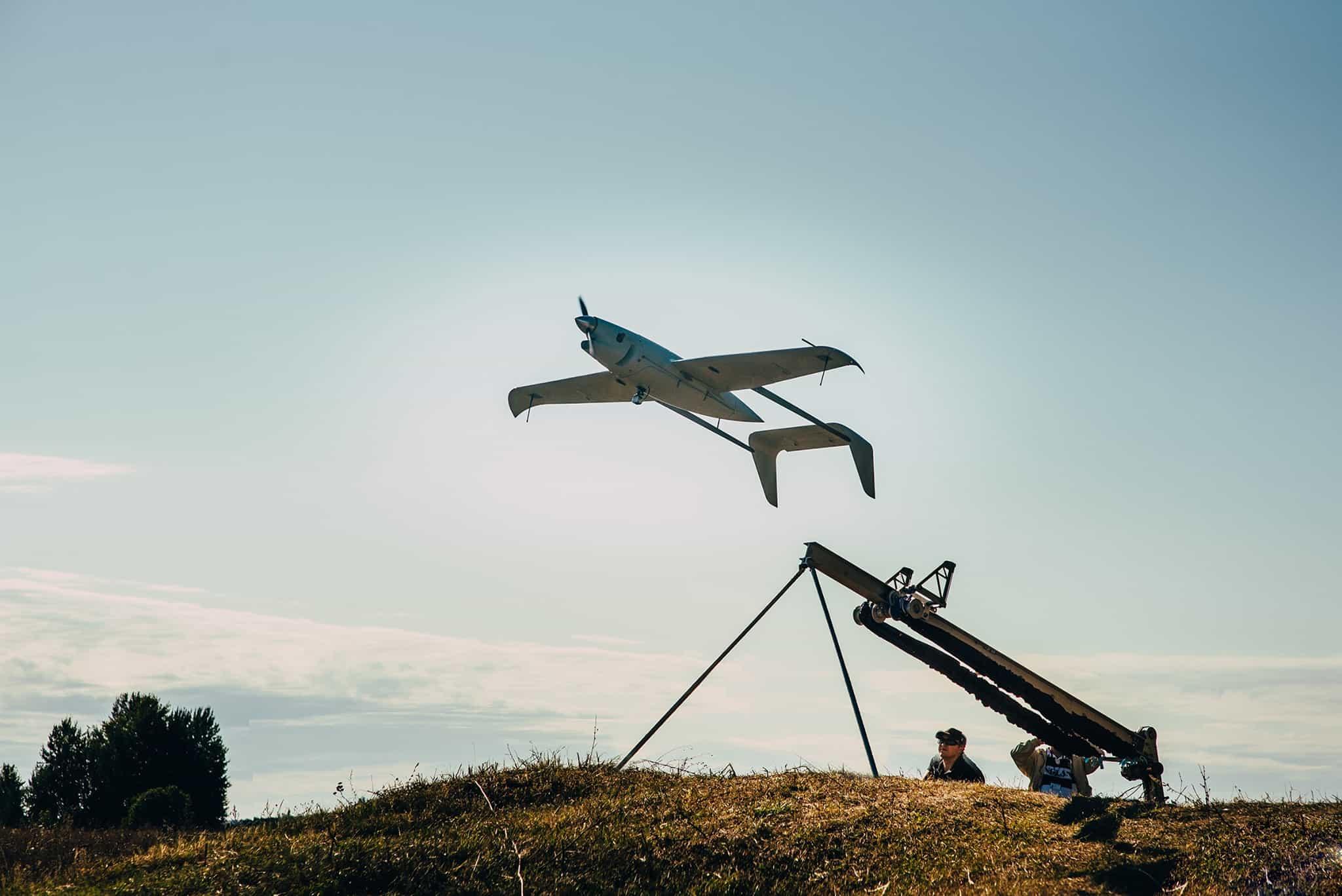 БПЛА Raybird-3: безперервний політ більше однієї доби