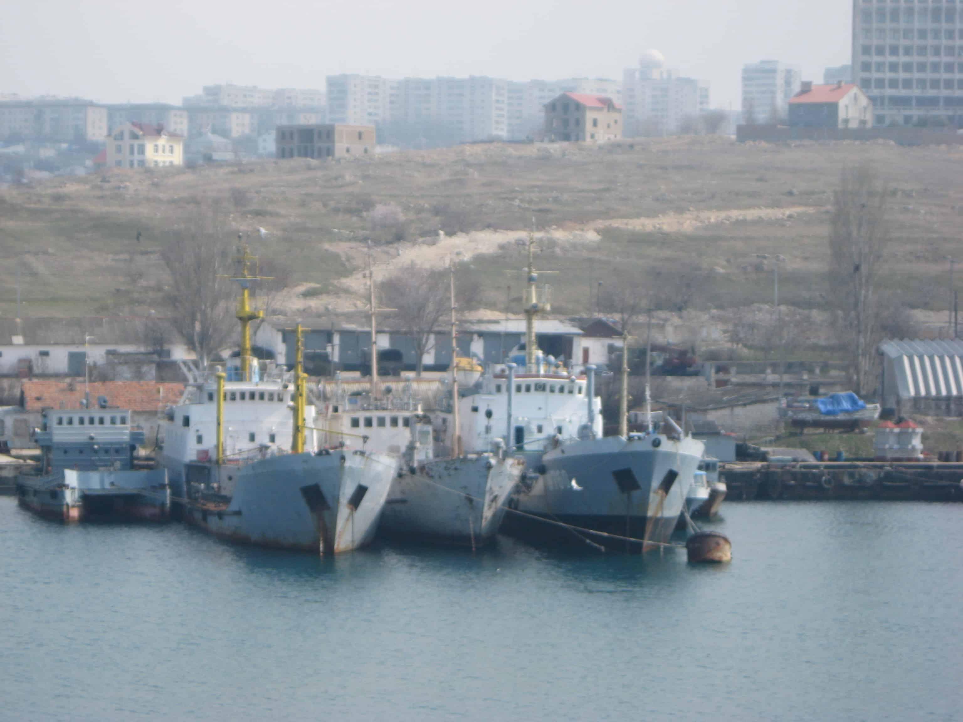 Міноборони списали 4 судна ВМС. Що про них відомо?