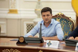 Президент затвердив структуру апарату РНБО