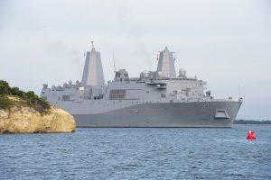 Перший у світі бойовий лазер встановлять на корабель  США