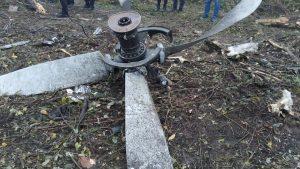 Ан-12 аварійно сів біля Львова: 5 загиблих