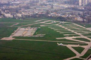В Одесі передумали забирати аеродром у військових