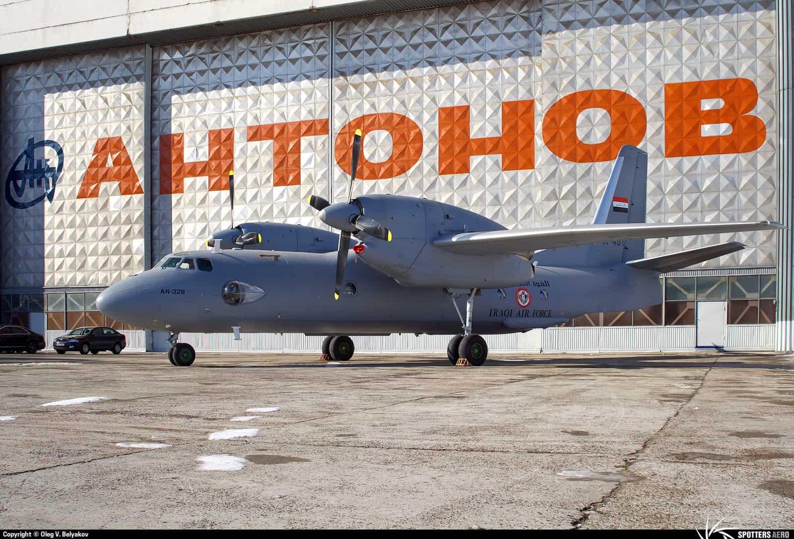 Ан-32Б для Іраку