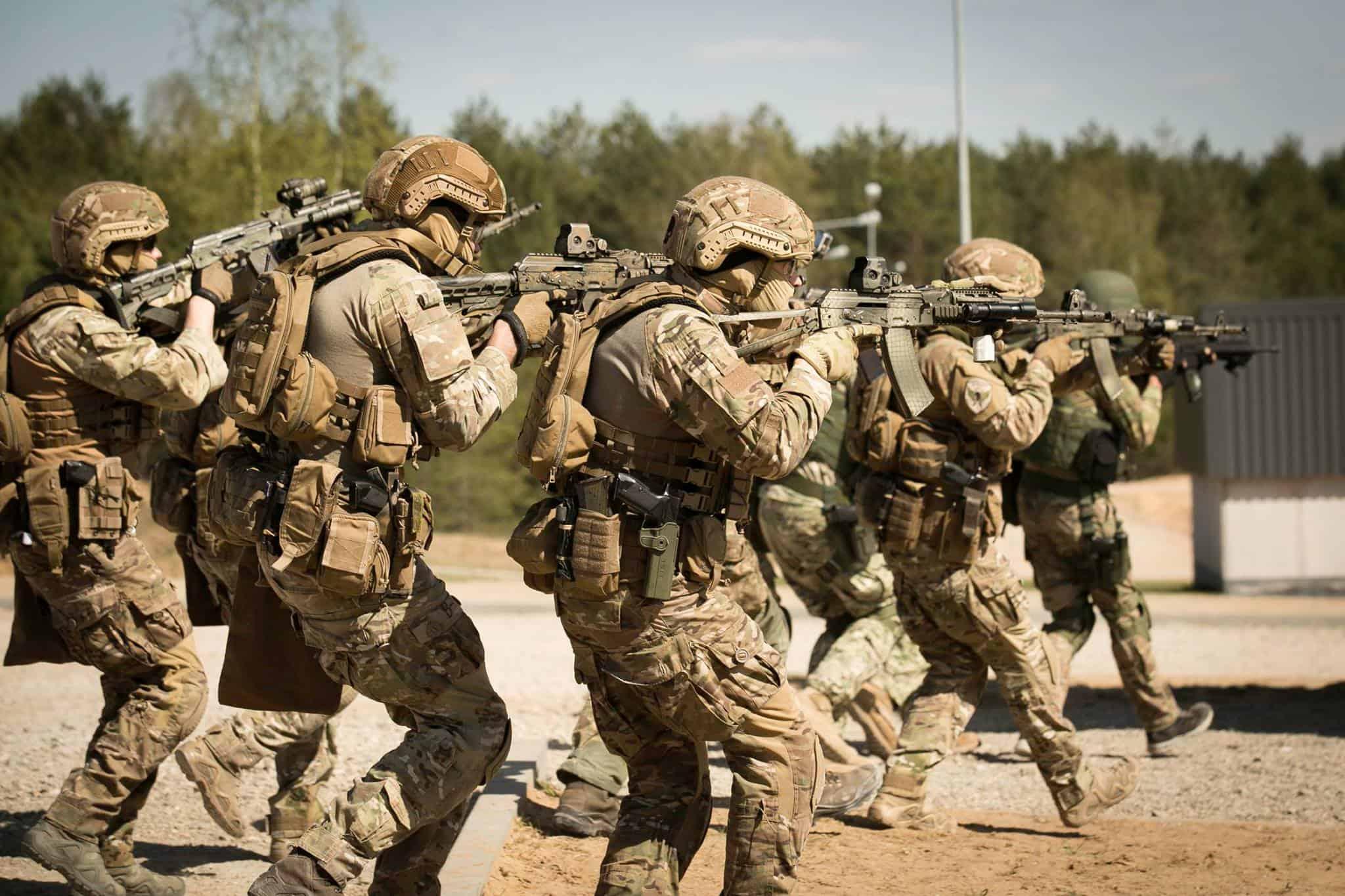 ССО України у 2020 році залучатимуть до Сил реагування НАТО