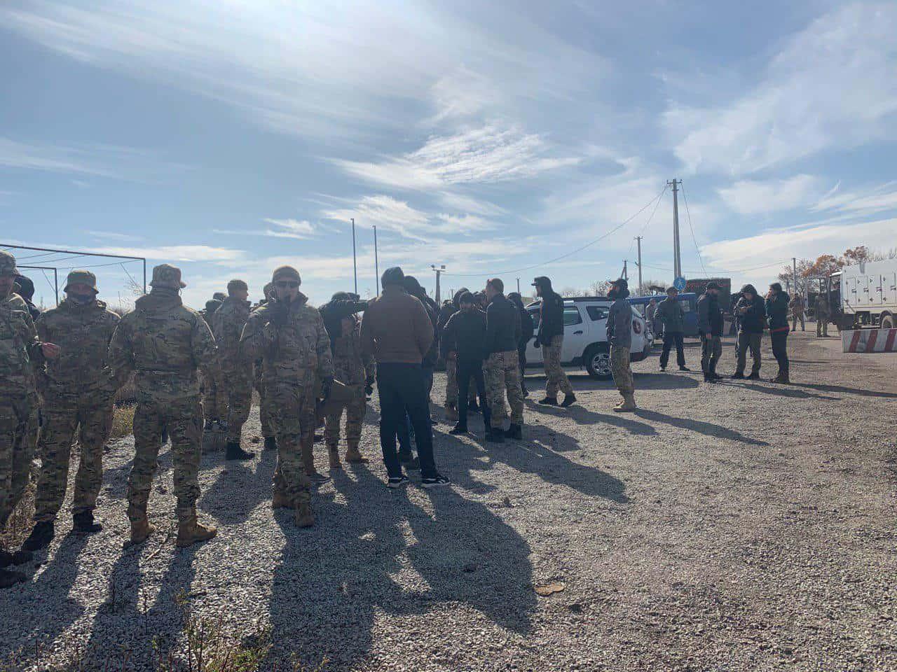 Сутичка на Луганщині: пояснення МВС