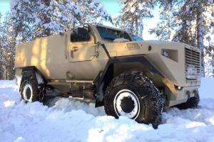 Латвія повторно обирає новий броньовик для армії