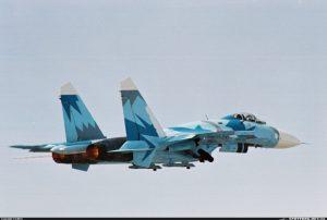 Авіакатастрофа в Ефіопії: падіння винищувача Су-27