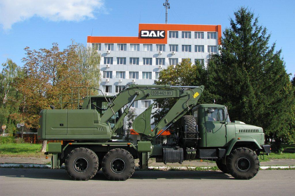 Екскаватор ЕОВ-4421-МУ