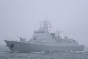 Японія та Китай провели спільні морські маневри
