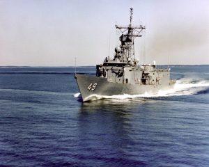 Бахрейн отримає фрегат від США за 150 млн доларів