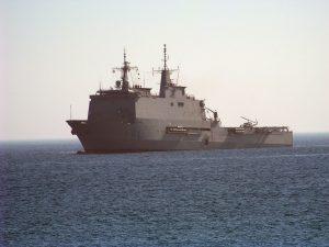 Проект нового корабля підтримки від компанії Navantia
