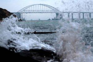 Росія посилила блокування українських портів на Азові