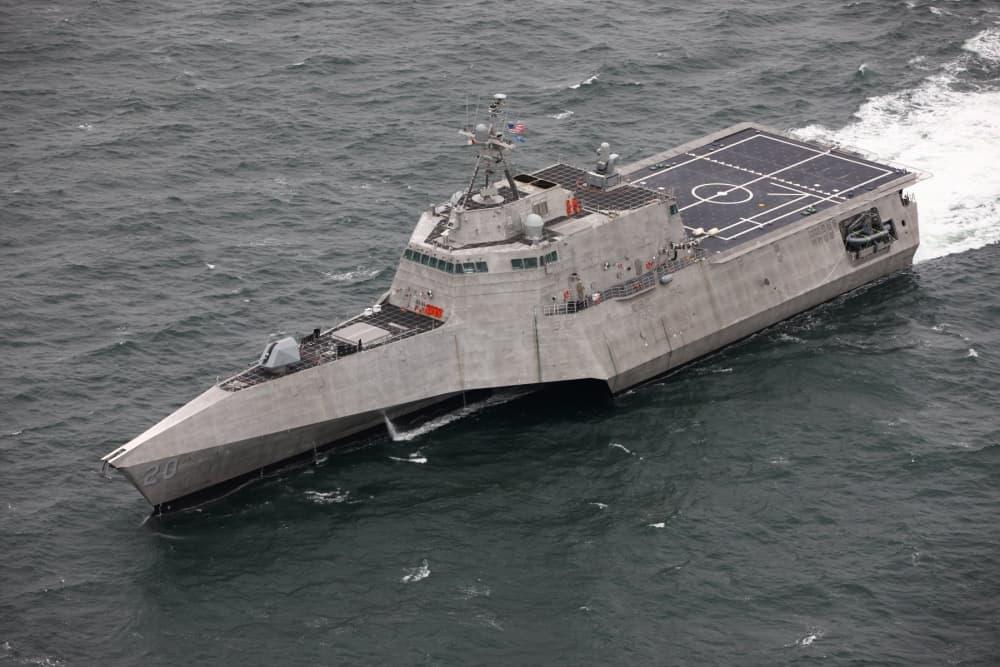 В США готується заступити на бойове чергування десятий LCS